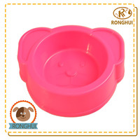customized dog travel eco-friendly PP pet bowl