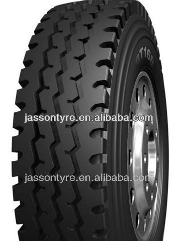 BOTO tire BT168 11.00r20 radial truck tyre