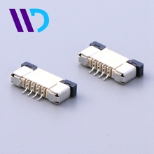 Professional new design fpc 2.54mm pin female header connector