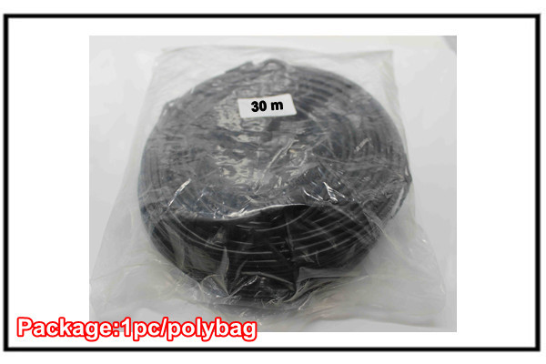 30m cctv camera bnc dc cable for CCTV security camera and DVR