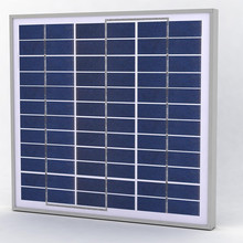 A grade High Efficiency solar panel 50w black price