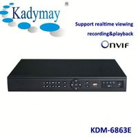 Modern 8Chs 1080P Onvif onvif nvr software with HDMI Output,Kadymay / OEM
