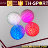 cheap colorful Led personalized golf balls