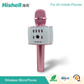 Consumer Electronics Wireless Microphone and Hifi Speaker