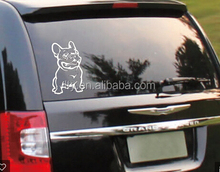Popular Sell removable die cut car window decal