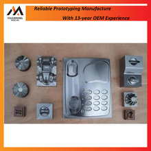 High quality Aluminum molds and prototyping tools and parts with best price