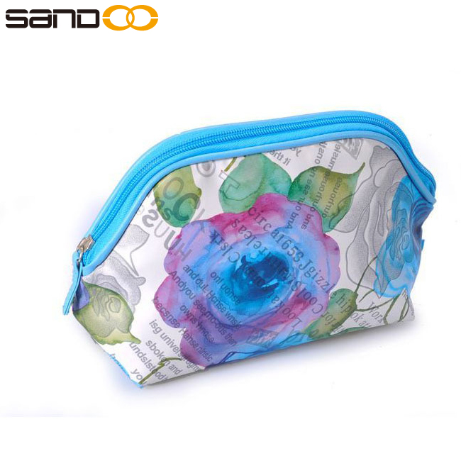 Custom makeup bag, waterproof fashion makeup material organizer for Avon products