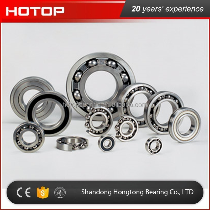 Deep groove ball bearing made in China 6013ZZ 6013-2RS bearing