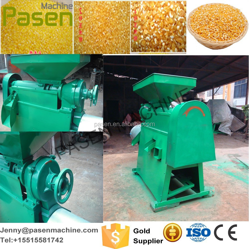 Industrial automatic maize grinder/ corn grits making machine with best price