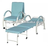 Medical Used accompany folded chair