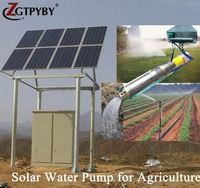 Best Quality dc solar submersible pump price solar water pump system