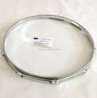 2.3 mm Drum Hoop/ Triple Flanged Drum Rim in Bottom