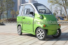 Fully Enclosed &Handicapped Electric Car