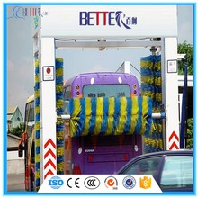 Automatics High efficiency for touch screen bus car wash