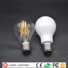 CE RoHS edison A19 A60 360 degree 6w b22 e27 led light bulb