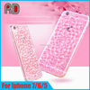 Back Cover for Iphone 7 Case, 3D Crystal Sunflower Soft TPU Protective Phone Case for Iphone 7 plus