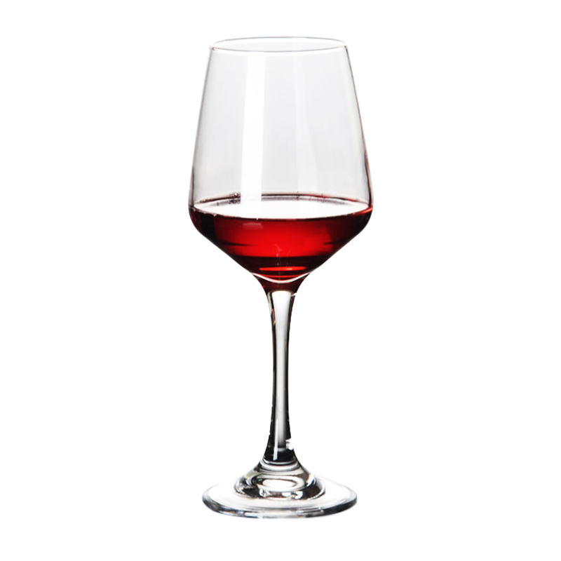 650ml hand made bordeaux red wine glasses red wine globet crystal glass