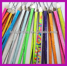 Hot new products for 2016 China manufactory bling rhinestone neck lanyard BY 3080