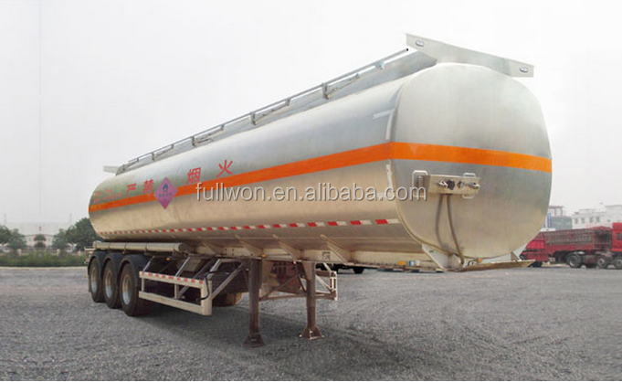 New condition tank trailer used to transport water