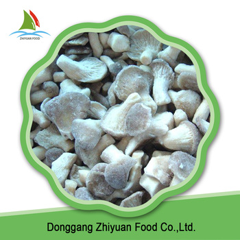 Hot Selling Iqf Oyster Mushroom