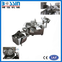 High quality durable best construction high quality meat bowl cutter and mixer