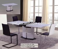 2015 the newest kitchen furniture/ extendable/ cheap modern wood dining table