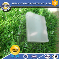 anti scratch polycarbonate sheet for advertising