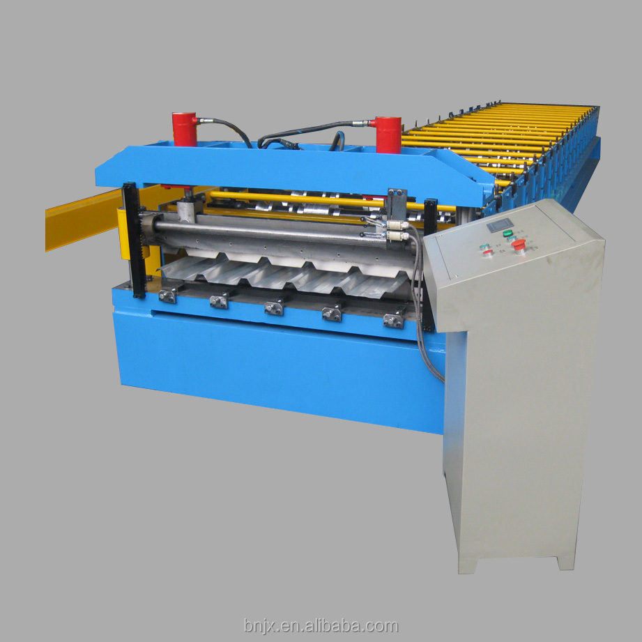 roofing sheet machine manufactures/cold rolled steel roof pile forming machine