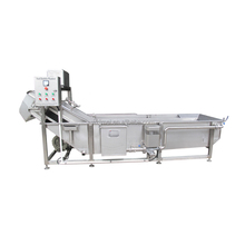 2016 Hot selling fruits and vegetable processing equipment/cleaning machine