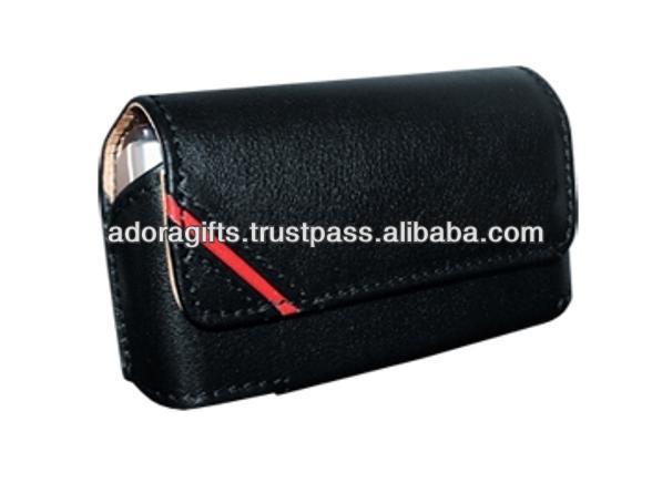 pu leather cell phone cases wholesale factory price in market/black mobile case and covers