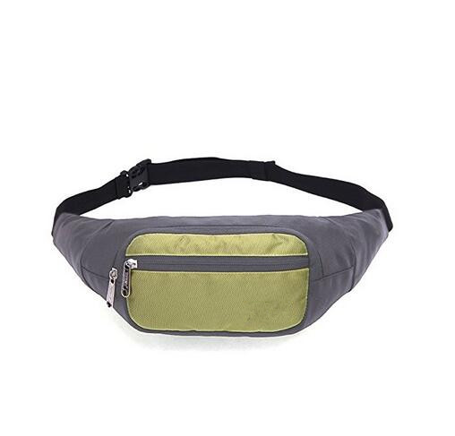 Fanny Bag Waist Pack Travel Sling Pockt Super Lightweight