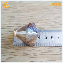 Europe Style K9 raw diamond stone Crystal Diamond stone