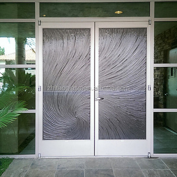residential door glass tempered