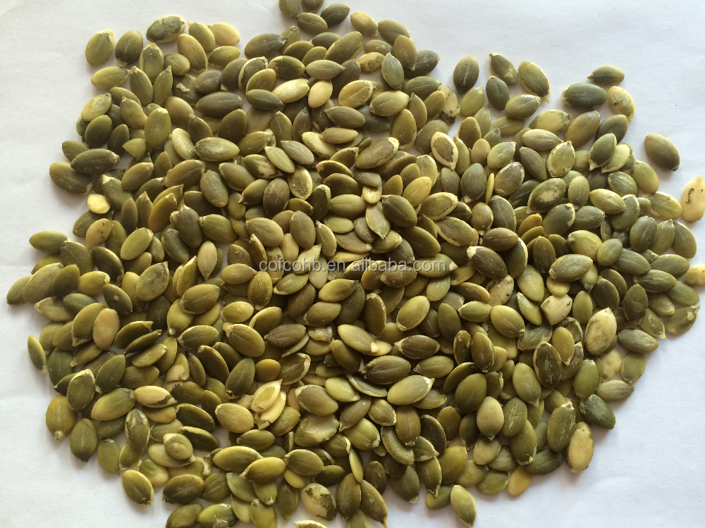 AA grade pumpkin seeds for bakery