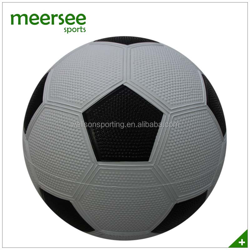 Official size and weight rubber football