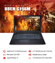 Slim design 15.6 inch 8gb ram+128gb ssd+1tb hdd backlit keyboard IPS 1920*1080 HIFI sound effect Windows 10 laptop intel core i5