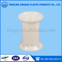 HK76 / 45B empty large plastic spool for wire products welding lead spools