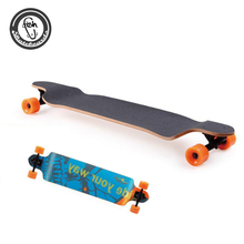 9-layer Canadian maple wood hoverboard skateboard wheels long boards skate board longboard