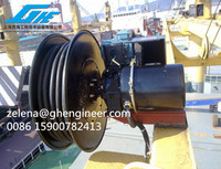 Magnetic Coupling Cable Drum Used for Electro-Hydraulic Grab