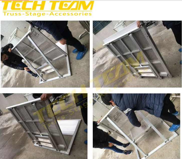 Hot Sale Crowd Control Barrier Guangdong Bar Barrier