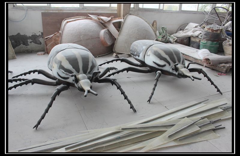 Life size beetles insect for sale