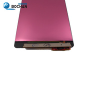 LCD Screen For Sony Xperia <strong>Z</strong> L36 L36i c6603 c6602 With Touch display Digitizer Assembly with frame