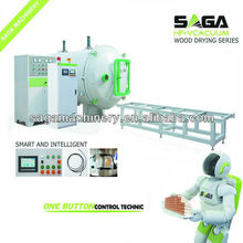 3cbm High Frequency Wood Drying Kiln for sales