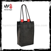 New style supermarket folding nonwoven reusable shopping bag