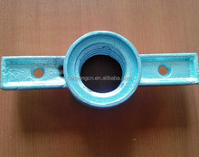 scaffolding parts jack nut used with screw rod/threaded rod nut