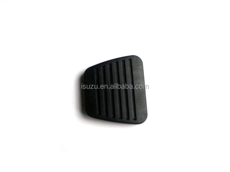 brake pedal rubber brake pedal pad rubber brake pedal pad matching 100P auto parts