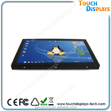 "22"" arcade game lcd touch monitor"
