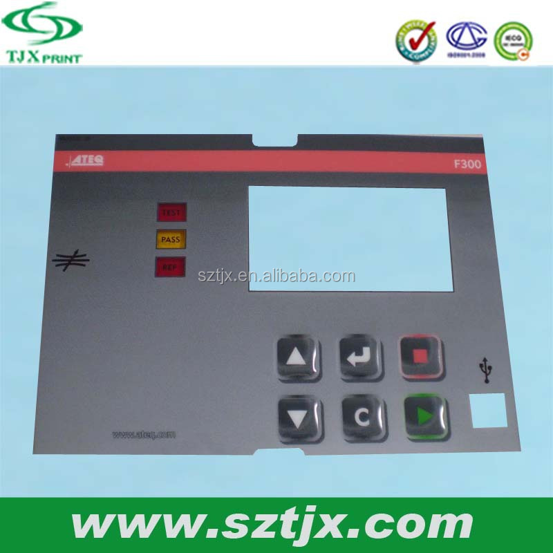 Product Custom New Membrane Switch for LED