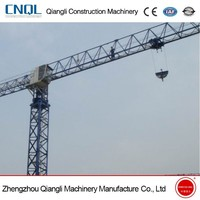 TC5023 Flat Top Type Tower Crane Rental Price