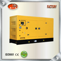 Chinese Brand Weichai Engine Diesel Generator For Sale(CE Approval)